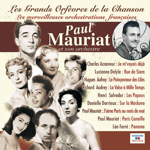 """Поль Мориа альбом Paul Mauriat et son orchestre (Collection """"Les grands orfèvres de la chanson"""")"""