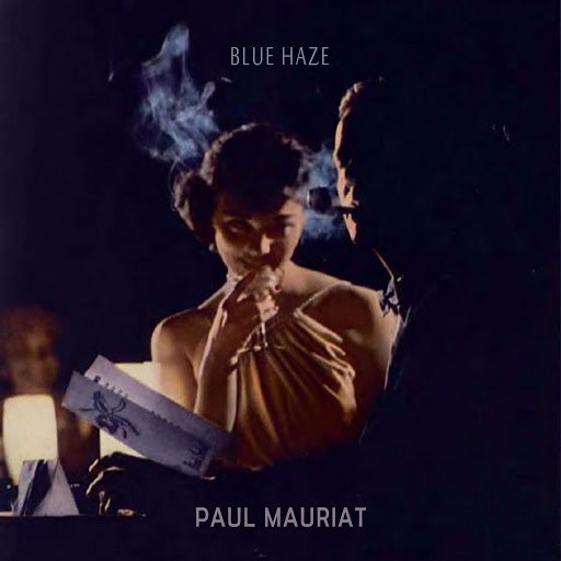 Поль Мориа альбом Blue Haze