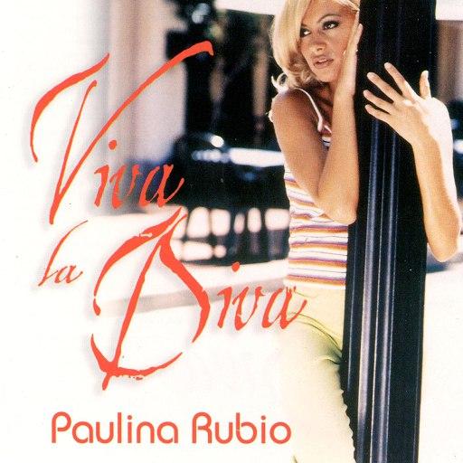 Paulina Rubio альбом Viva La Diva