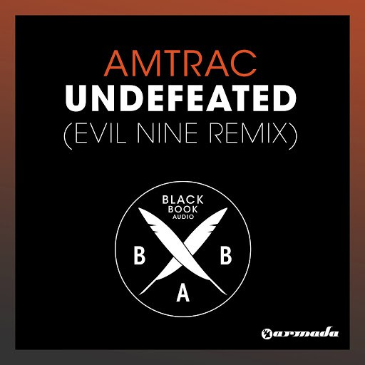 Amtrac альбом Undefeated (Evil Nine Remix)