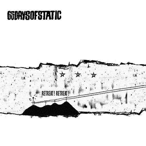 65daysofstatic альбом Retreat! Retreat!