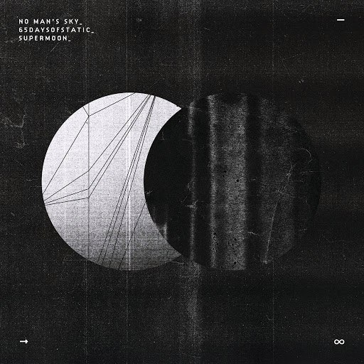 """65daysofstatic альбом Supermoon (From """"No Man's Sky: Music For An Infinite Universe"""")"""