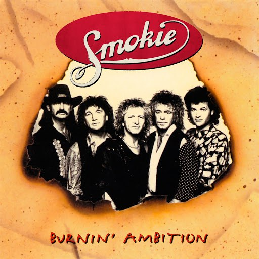 Smokie альбом Burnin' Ambition