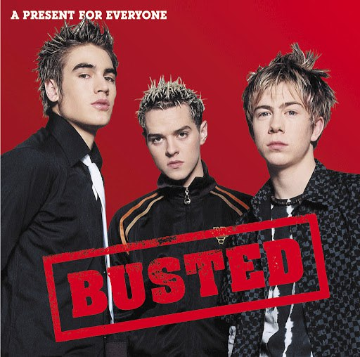 Busted альбом A Present For Everyone