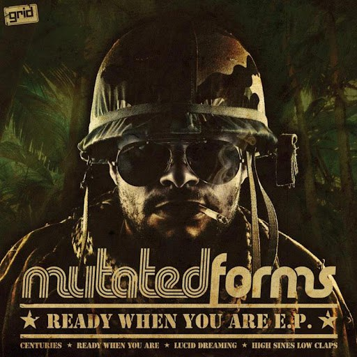Mutated Forms альбом Ready When You Are EP