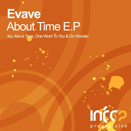 Evave альбом About Time E.P
