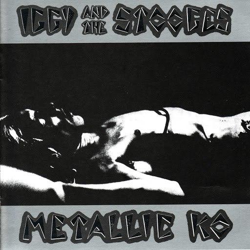 The Stooges альбом Metallic K.O.