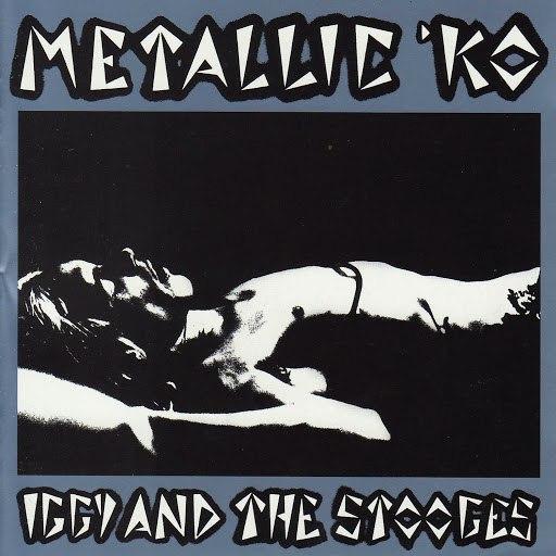 The Stooges альбом Metallic K.O. - The Original 1976 Album