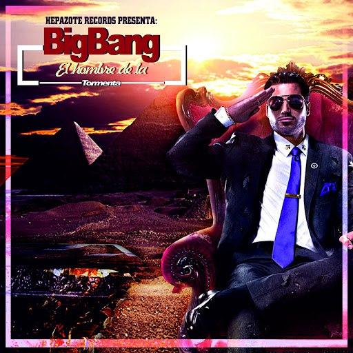Big Bang альбом El Hombre De La Tormenta