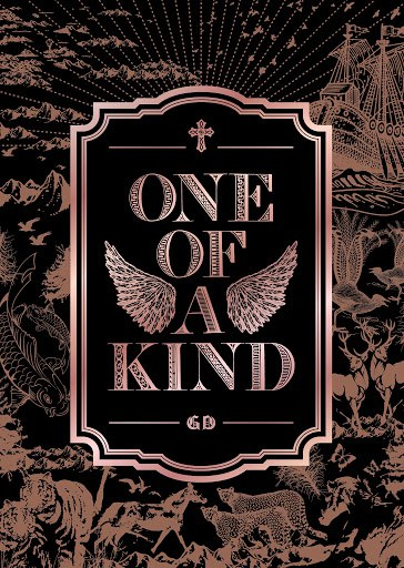 G-Dragon альбом One of a Kind