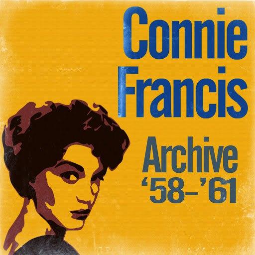 Connie Francis альбом Archive '58-'61