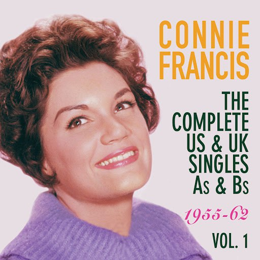 Connie Francis альбом The Complete Us & Uk Singles As & BS 1955-62, Vol. 1