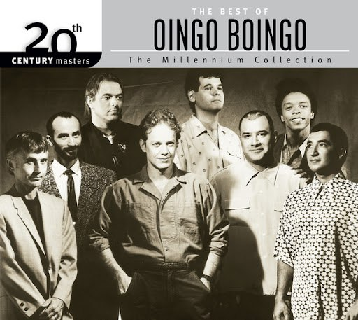 Oingo Boingo альбом 20th Century Masters - The Millennium Collection: The Best Of Oingo Boingo