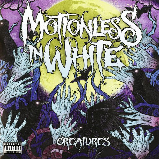 Motionless In White альбом Creatures