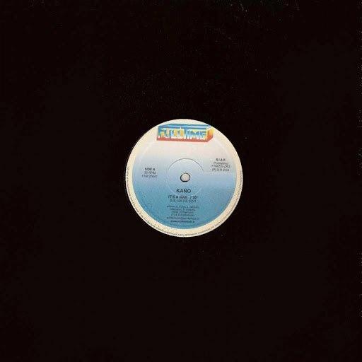kano альбом It's a War / Ikeya Seki (12 Re-Edit)