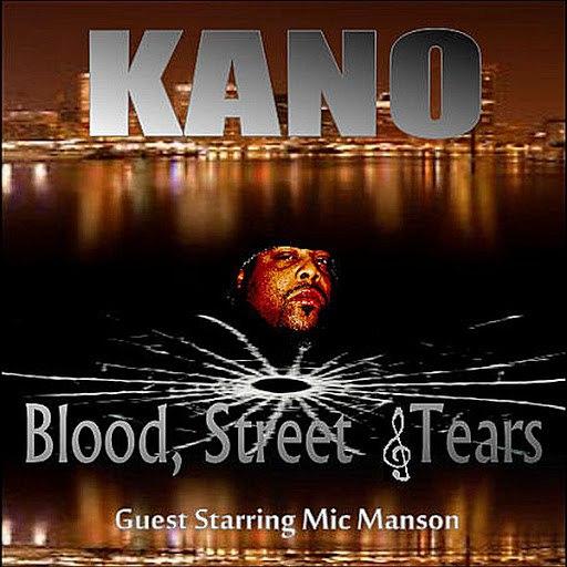 kano альбом Blood, Street and Tears