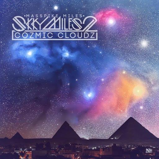 Masspike Miles альбом Skky Miles 2 [Cozmic Cloudz]
