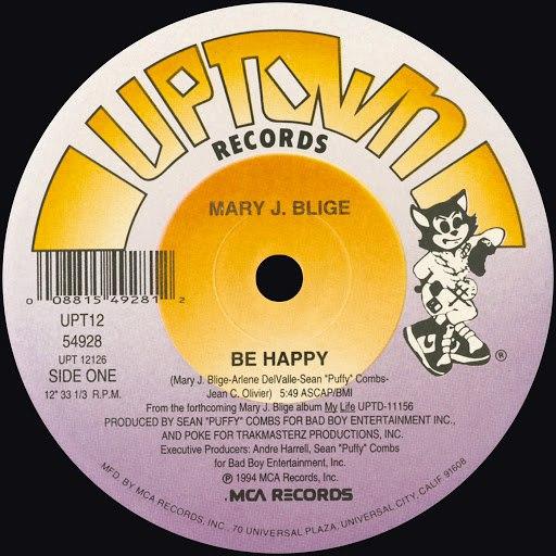 Mary J. Blige альбом Be Happy
