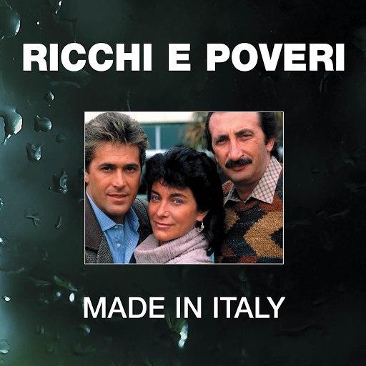 Ricchi E Poveri альбом Made In Italy