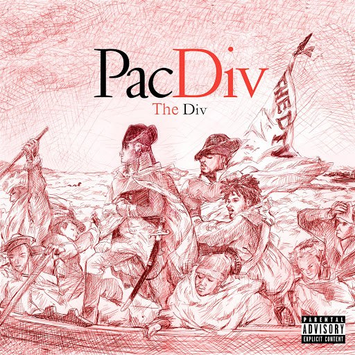 Pac Div альбом The Div (Deluxe Version)