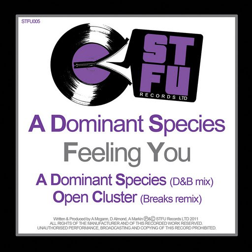 A Dominant Species альбом Feeling You