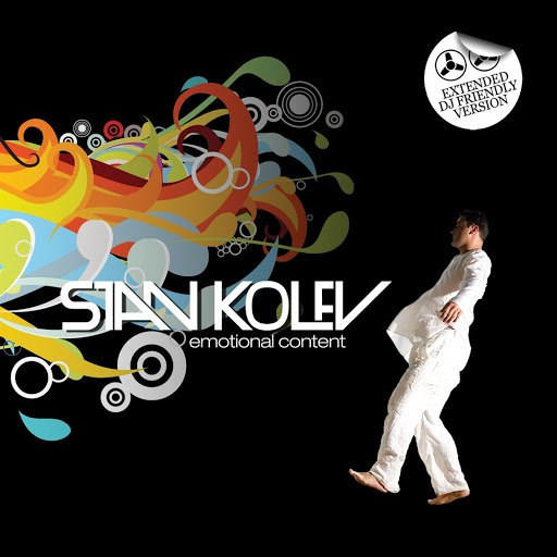 Stan Kolev альбом Emotional Content (The Album) DJ Friendly Version