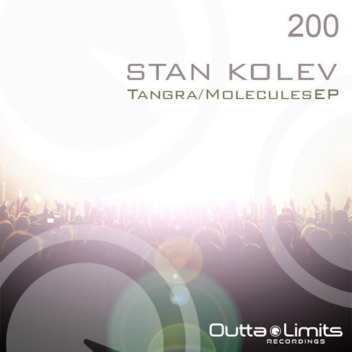 Stan Kolev альбом Tangra / Molecules EP