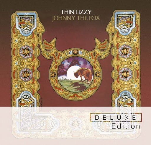Thin Lizzy альбом Johnny The Fox (Deluxe Edition)