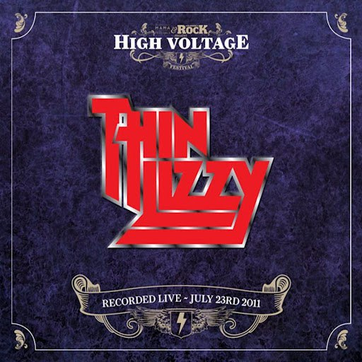 Thin Lizzy альбом Live at High Voltage Festival 2011
