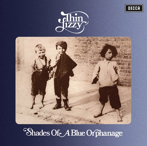 Thin Lizzy альбом Shades Of A Blue Orphanage (Deluxe)
