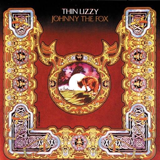 Thin Lizzy альбом Johnny The Fox (Remastered Version)