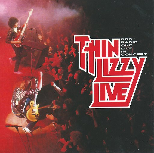 Thin Lizzy альбом Thin Lizzy Live In Concert
