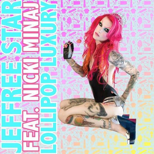 Jeffree Star альбом Lollipop Luxury (feat. Nicki Minaj)