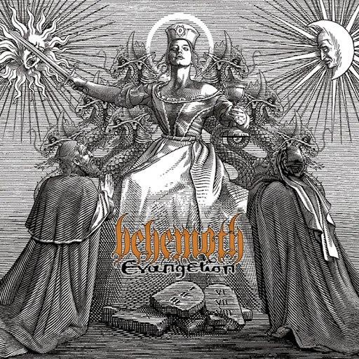Behemoth альбом Evangelion
