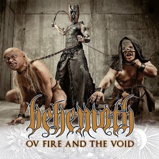 Behemoth альбом Ov Fire And The Void