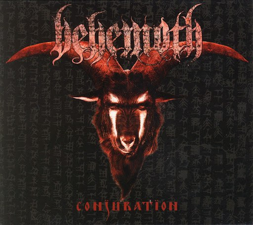 Behemoth альбом Conjuration
