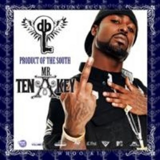 Young Buck альбом Mr. Ten-a-Key Product of the South