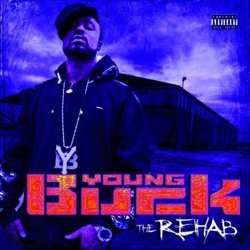 Young Buck альбом The Rehab Screwed