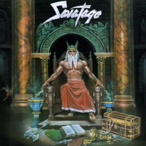 Savatage альбом Hall Of The Mountain King