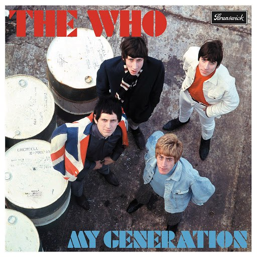 The Who альбом My Generation (Deluxe Edition)