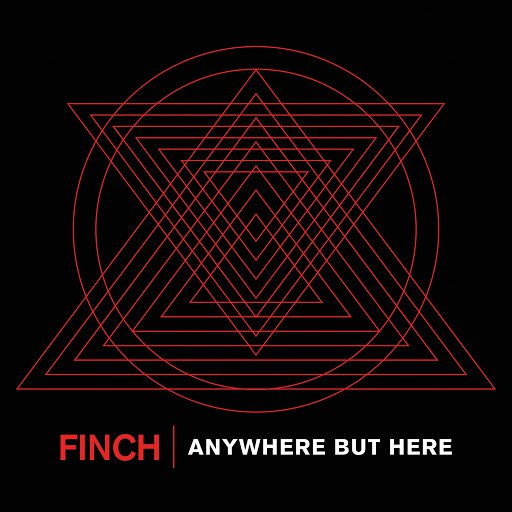 Finch альбом Anywhere But Here