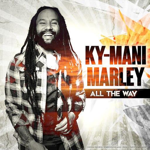 Ky-Mani Marley альбом All The Way