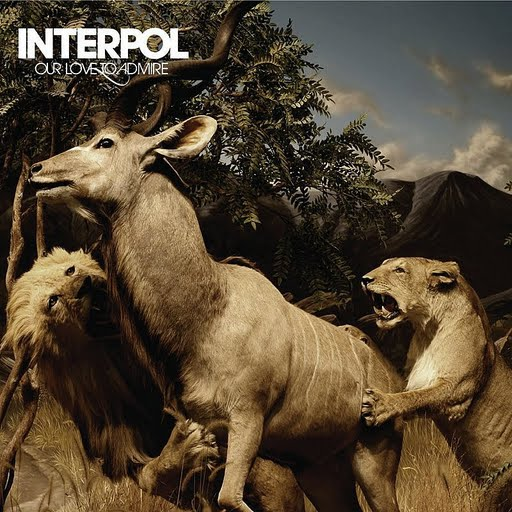 Interpol альбом Our Love To Admire