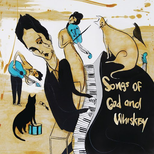 The Airborne Toxic Event альбом Songs of God and Whiskey