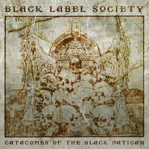 Black Label Society альбом Catacombs of the Black Vatican