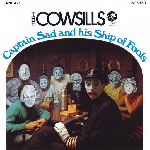 The Cowsills альбом Captain Sad And His Ship Of Fools