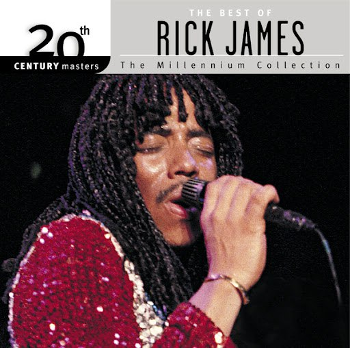 Rick James альбом 20th Century Masters: The Millennium Collection: Best Of Rick James