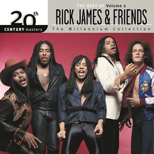 Rick James альбом 20th Century Masters - The Millennium Collection: The Best Of Rick James & Friends