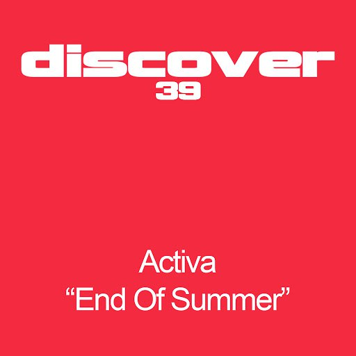 Activa альбом End Of Summer