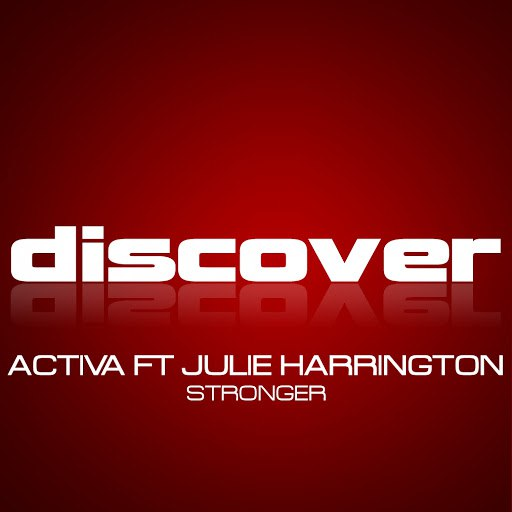Activa альбом Stronger (feat. Julie Harrington)